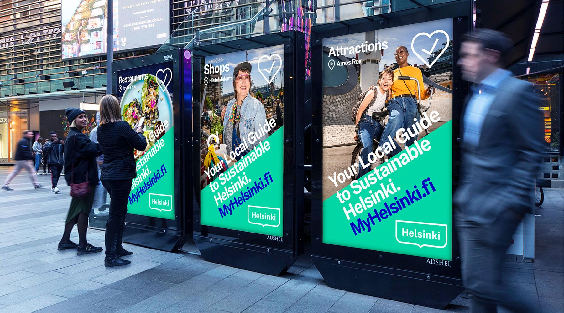 Helsinki Think Sustainably