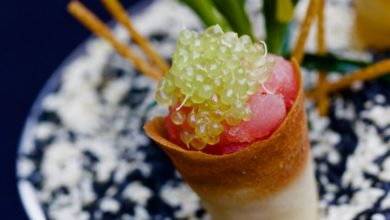 Caviar cítrico Finger Lime
