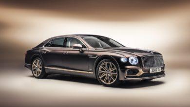 Bentley Flying Spur Hybrid Odyssean
