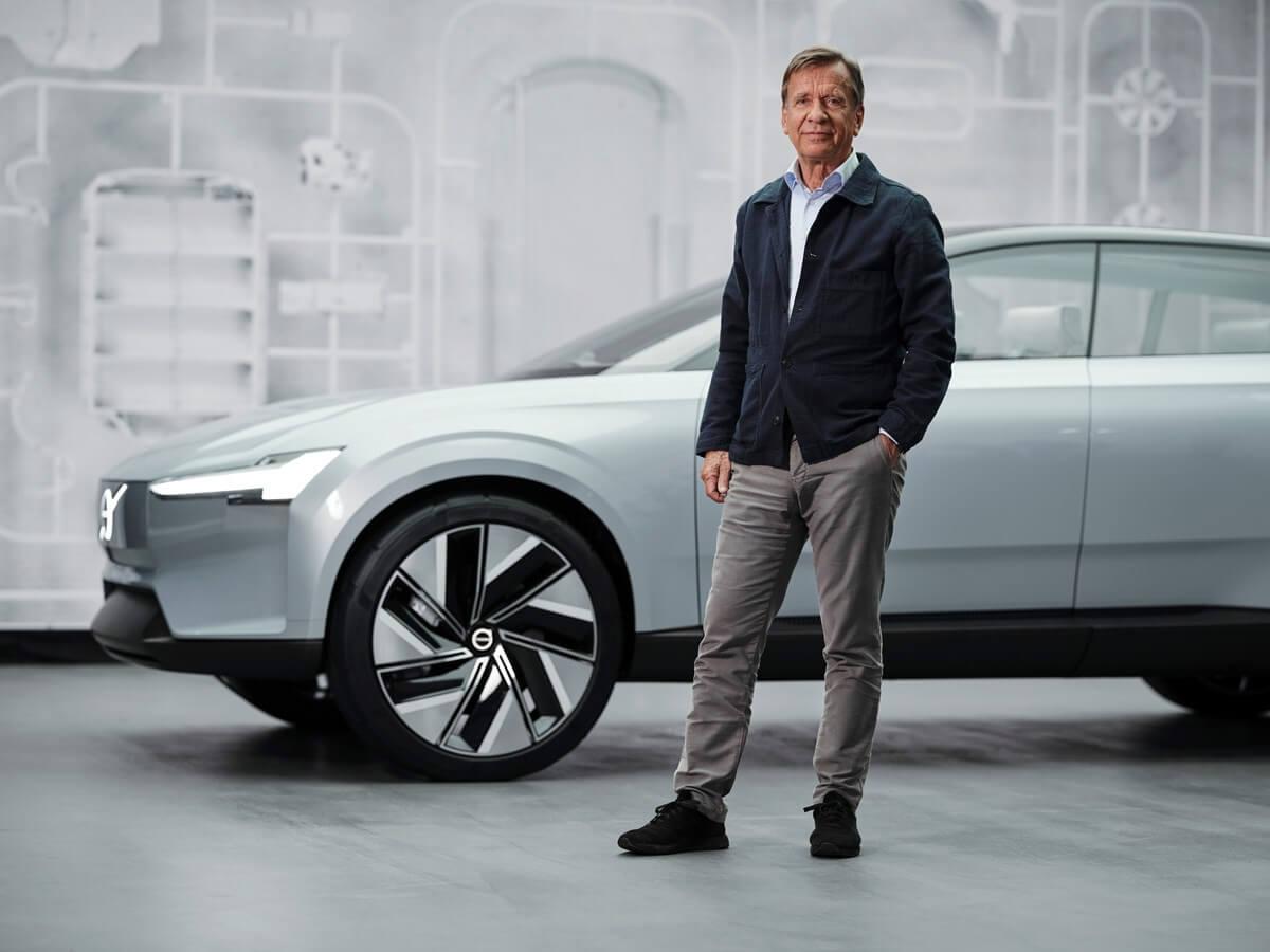 Håkan Samuelsson, Volvo Cars