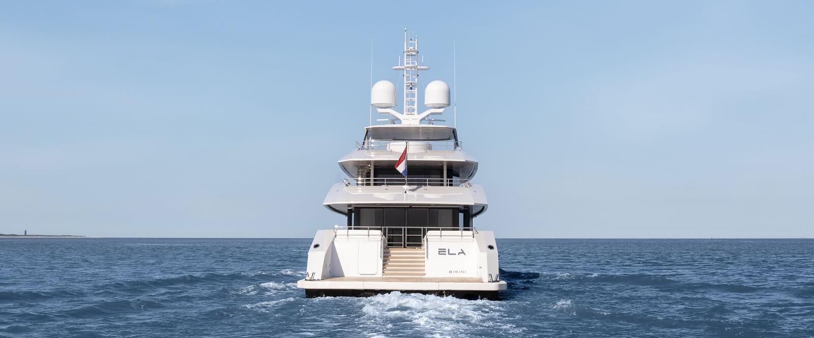 Heesen Yachts ELA