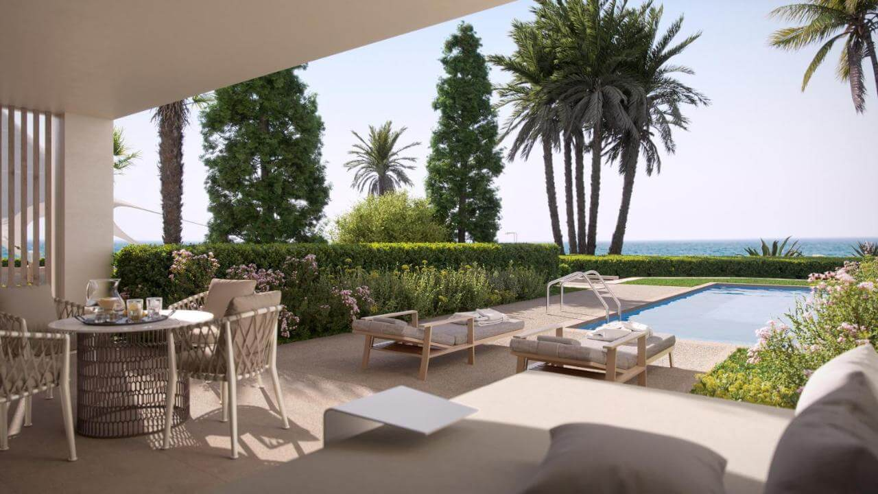 Ikos Andalusia hotel de lujo