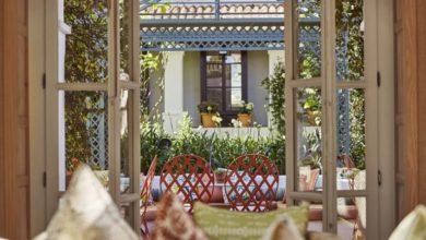 Restaurante el Patio Marbella Club Clubhouse