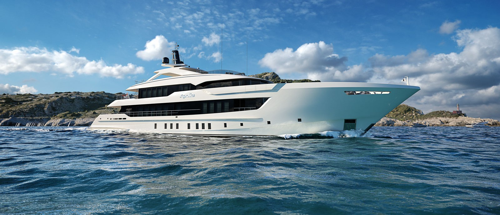 Heesen Yachts Apollo