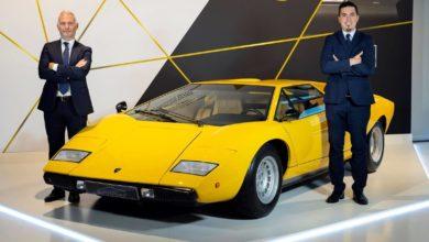 Lamborghini Christian Mastro y Silvano Michieli