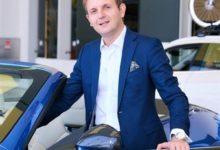 Luca Delfino Director EMEA Maserati